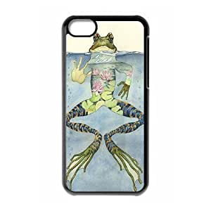 fashion case Custom High Quality WUCHAOGUI cell phone case cover Frog Art Design protective case cover For Iphone Xy1cmCakMX8 6 4.7 - case cover-15