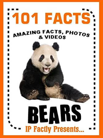 101 facts bears bear books for kids amazing facts photos childrens ebooks fandeluxe Choice Image