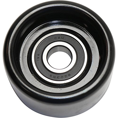 Accessory Belt Idler Pulley compatible with Mercury Cougar 89-99 / Civic 02-15