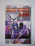 Silent Mobius Blood Comic Book Issue No 1 1995