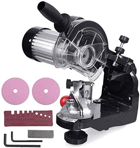 Professional Electric Multi-Angles Automatic Saw Chain Blade Grinder Sharpener Machine