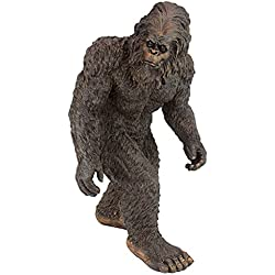 Design Toscano Yeti the Bigfoot Garden Statue, Medium 21 Inch, Polyresin, Full Color