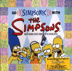 release �go simpsonic with the simpsons� by the simpsons
