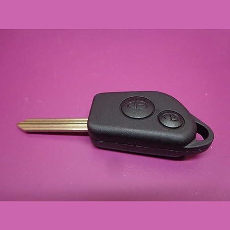 Carcasa + llave PSA para Berlingo/Xsara/Picasso/Partner ...