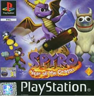 Spyro 2: Gateway to Glimmer Platinum (PS): Amazon co uk: PC