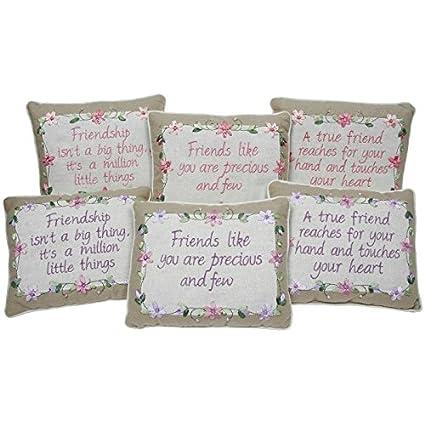 friendship cushions uk