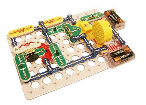 Snap Circuits Classic SC-300S Electronics Exploration Kit with Computer Interface ()
