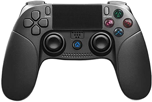 JFUNE PS4 Mando Inalámbrico para Playstation 4, Controlador ...