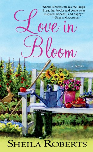 Love in Bloom: A Novel (Heart Lake Book 2)