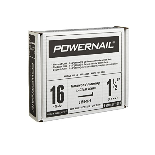 Powernail PowerCleats 16ga 1-1/2