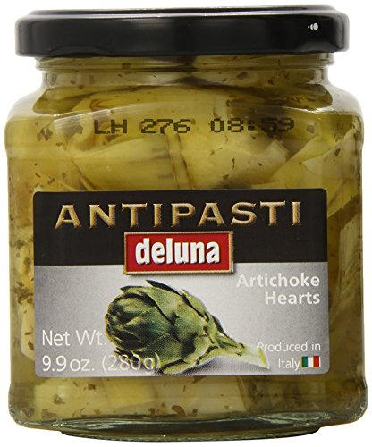 Deluna Artichokes, 9.9 Ounce