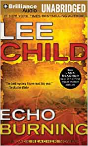 Echo Burning Jack Reacher, No. 5