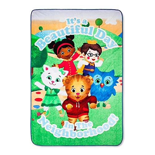 (Jay Franco PBS Kids Daniel Tiger 'Treehouse Pals' Plush 62