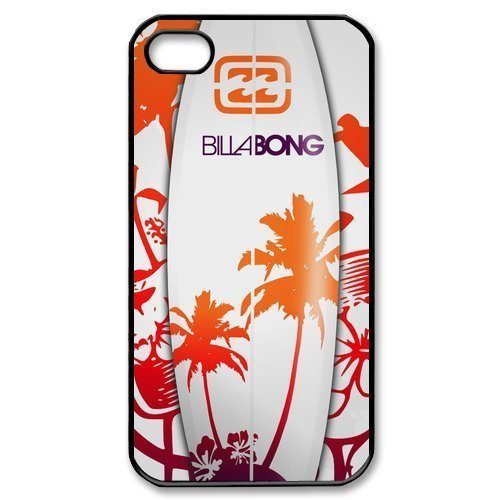 Popular Billabong Surfboards Sunset Surf New Style Durable Iphone 5,5s Case Hard iPhone Cover Case
