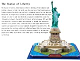 Liberty Imports Statue of Liberty 3D Puzzle, 39
