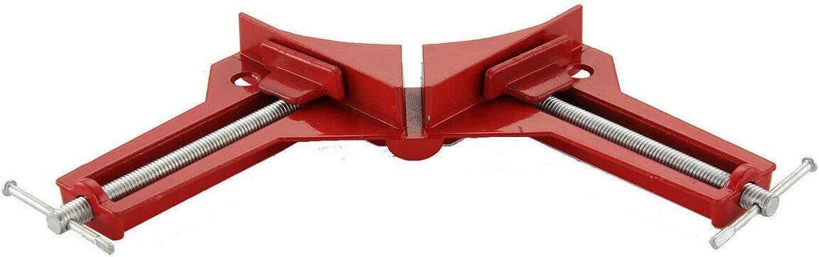 Elikliv 90/° Right Angle Clip Corner Clamp Photo Picture Frame Mitre Clamp