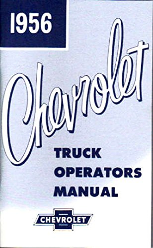 COMPLETE & UNABRIDGED 1956 CHEVROLET TRUCK & PICKUP, used for sale  Delivered anywhere in USA