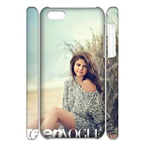 HXYHTY Customized 3D case Selena Gomez for iPhone 5C