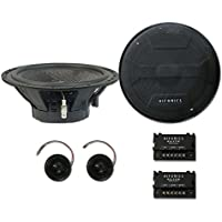 Hifonics Elite BZE65C 6.5 2-way Car audio component system speakers