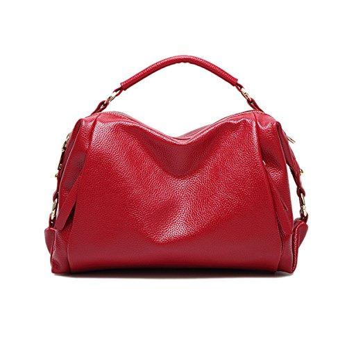 Mujer El Nuevo De Alto Grado Belleza Temperamento Clásico Solo Bolso De Hombro Bolso Red