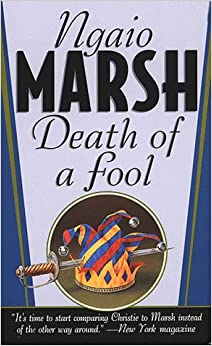 Book Death of a Fool