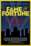 Fame and Fortune, Charles J. Fombrun and Cees Van Riel, 0130937371
