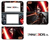 Vanknight Vinyl Decals Skin Sticker Kylo Ren for the New Nintendo 3DS XL 2015