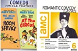 [8 Classic Comedy Movies on 4 DVDs] The Eagle / Kangaroo / The Last Time I Saw Paris / The Rage of Paris / Gigolettes of Paris / Father's Little Dividend / Room Service / At The Circus