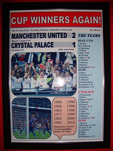 Man Utd Fa Cup - 5