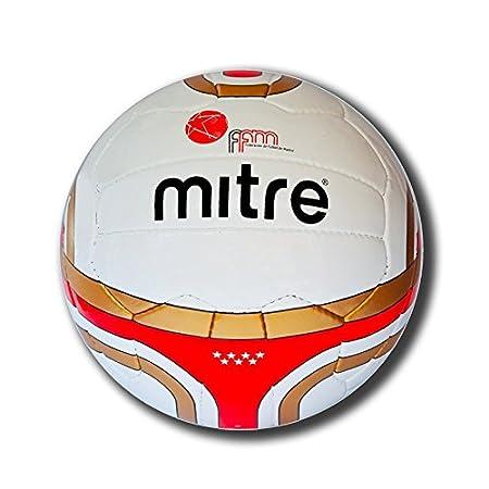 Mitre Federación Madrileña F.F.M. - Balón de fútbol: Amazon.es ...