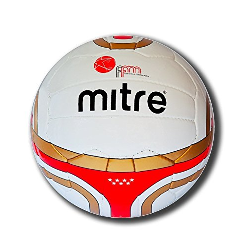 Mitre Federación Madrileña F.F.M. - Balón de fútbol Federación Madrileña F.F.M.