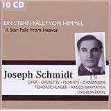 Joseph Schmidt - Ein Stern fällt vom Himmel: Oper, Operette, Filmhits, Canzonen, Tenorschlager, Radio Raritäten, Live Konzerte