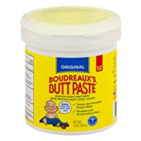Boudreaux's Butt Paste Diaper Rash Ointment - Original - Contains 16% Zinc Ox...