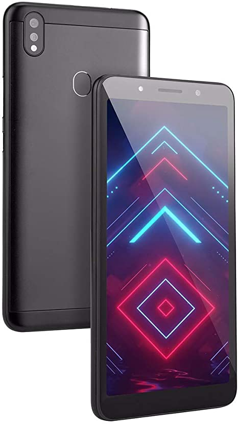 HSKB Q61 Smartphone sin Contrato, 4 Core 6,0 Pulgadas, Pantalla de Gotas de Agua, Face