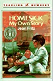 Homesick, Jean Fritz, 0440436834