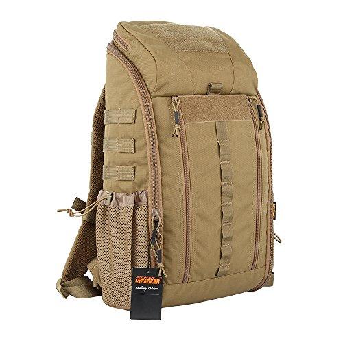 Excellent Elite Spanker Medical Backpack Tactical Knapsack Outdoor Rucksack Camping Survival First Aid Backpack(COB)