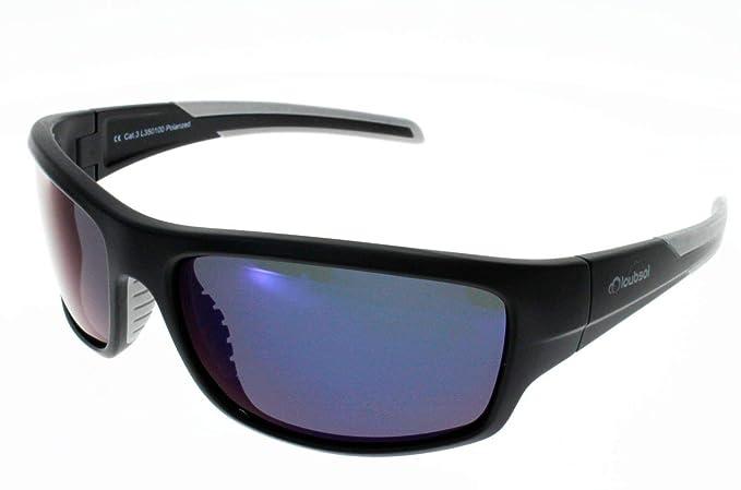 Loubsol Cheyland - Gafas de sol negras mate y grises con ...