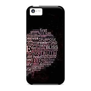 Awesome Cases Covers/iphone 5c Defender Cases Covers(words Of Love)