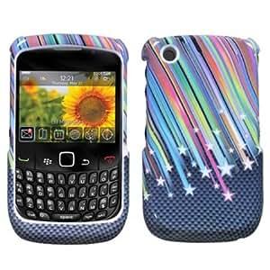 Cerhinu MYBAT BB8520HPCIM089NP Slim and Stylish Protective Case for BlackBerry Curve 8520/8530/9300/9330 - 1 Pack - Retail...