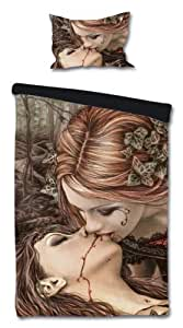 Victoria Frances 10424200 Kiss - Funda nórdica y funda de almohada