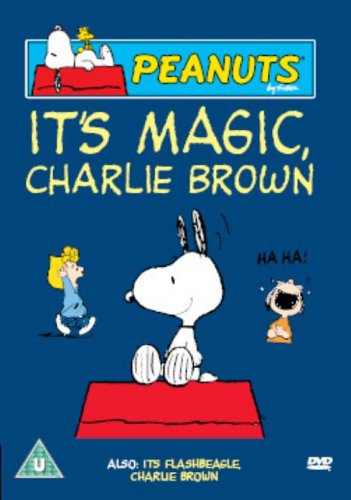 It's Magic, Charlie Brown [Import anglais]