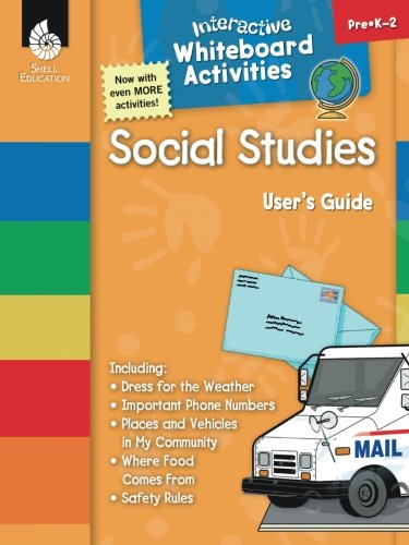 Interactive Whiteboard Activities: Social Studies