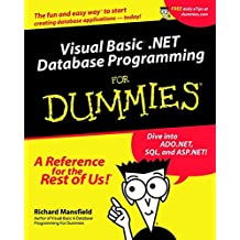 Visual Basic .NET Database Programming For Dummies