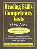 img - for Reading Skills Competency Tests: Competency Tests for Basic Reading Skills (J-B Ed: Ready-to-Use Activities) (v. 4) book / textbook / text book