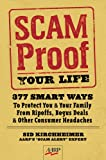 Scam-Proof Your Life, Sid Kirchheimer, 1402745052
