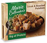 Marie Callender's Frozen Meal, Steak & Roasted Potatoes, Packed with Protein, 11