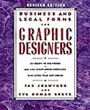 Business and Legal Forms for Graphic Designers, Tad Crawford and Eva Doman Bruck, 1880559269