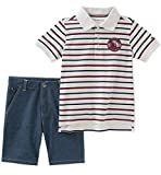 Tommy Hilfiger Boys' 2 Pieces Polo Shorts
