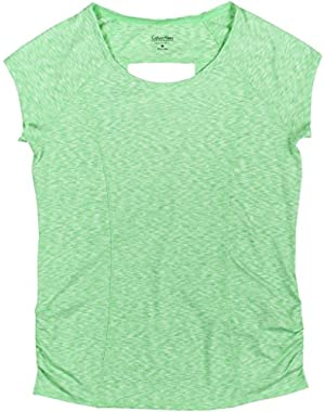 Women's Performance Space-Dyed Top