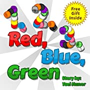 Children Books: 1,2,3, Red, Blue, Green (Early learning books, Bedtime Stories for Children, Picture Book) (Twins Stories Book 7)